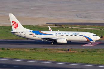 B-5642 - Dalian Airlines Boeing 737-800