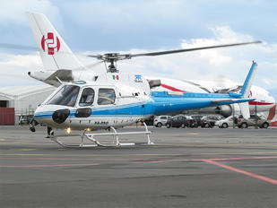 XA-DSO - Private Aerospatiale AS350 Ecureuil / Squirrel