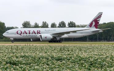 A7-BFH - Qatar Airways Cargo Boeing 777F