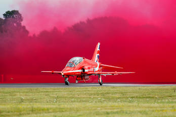 "XX310 - Royal Air Force ""Red Arrows"" British Aerospace Hawk T.1/ 1A"