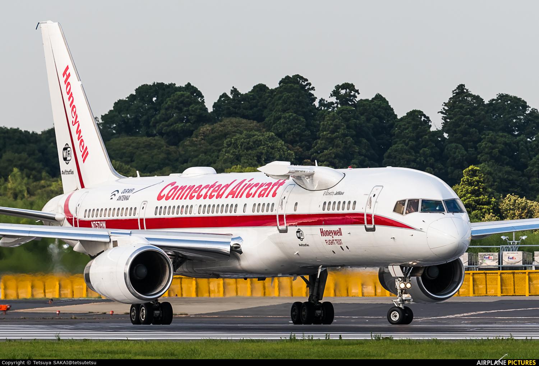 Honeywell Aviation Services N757HW aircraft at Tokyo - Narita Intl