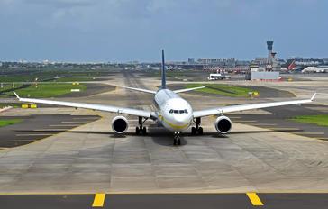 VT-JWR - Jet Airways Airbus A330-300