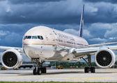 HZ-AK18 - Saudi Arabian Airlines Boeing 777-300ER aircraft