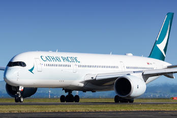 B-LRF - Cathay Pacific Airbus A350-900