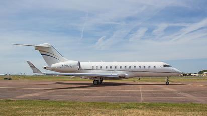 A6-RJC - Royal Jet Bombardier BD-700 Global 6000
