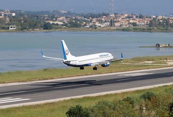 VQ-BUF - Orenair Boeing 737-800