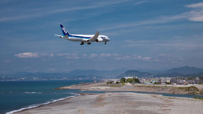 JA817A - ANA - All Nippon Airways - Airport Overview - Aircraft Detail