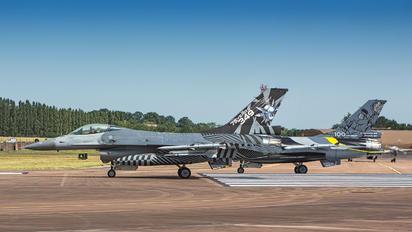 FA-70 - Belgium - Air Force General Dynamics F-16A Fighting Falcon