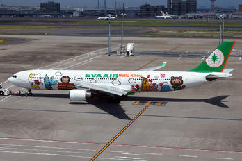 B-16333 - Eva Air Airbus A330-300
