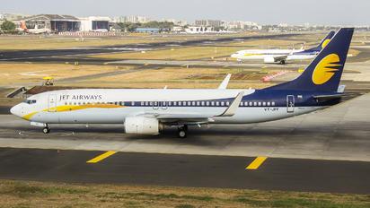 VT-JFF - Jet Airways Boeing 737-800