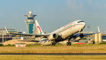 CN-ROZ - Royal Air Maroc Boeing 737-800 aircraft