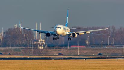 EC-MKL - Air Europa Boeing 737-800