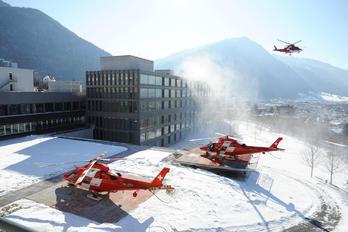 HB-ZRW - REGA Swiss Air Ambulance  - Airport Overview - Aircraft Detail