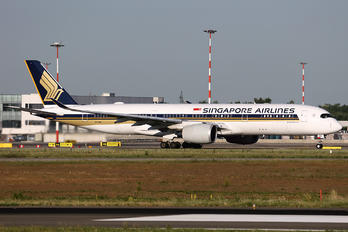 9V-SWA - Singapore Airlines Airbus A350-900