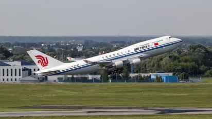 B-2447 - Air China Boeing 747-400