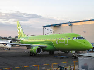 N827MD - S7 Airlines Embraer ERJ-170 (170-100)