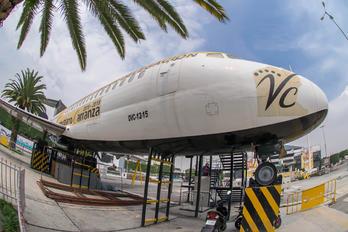 XA-TBX - Unknown McDonnell Douglas DC-9