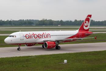 D-ABZL - Air Berlin Airbus A320