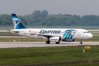 SU-GBZ - Egyptair Airbus A320