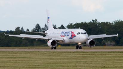 YL-LCS - Travel Service Airbus A320