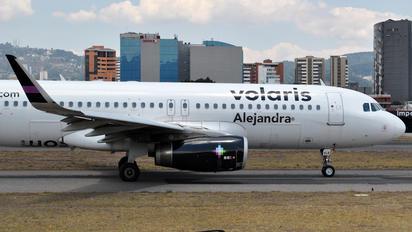 XA-VLB - Volaris Airbus A320