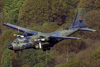 50+65 - Germany - Air Force Transall C-160D