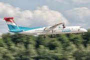 LX-LQI - Luxair de Havilland Canada DHC-8-400Q / Bombardier Q400 aircraft