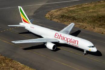 ET-AJX - Ethiopian Cargo Boeing 757-200F
