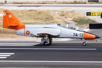 E.25-59 - Spain - Air Force Casa C-101EB Aviojet
