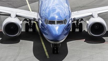 PH-BGP - KLM Boeing 737-700