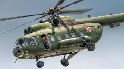 630 - Poland - Air Force Mil Mi-8