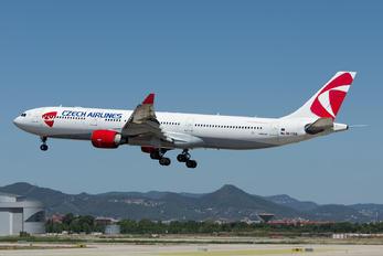 OK-YBA - CSA - Czech Airlines Airbus A330-300