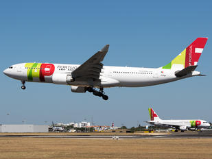CS-TOE - TAP Portugal Airbus A330-200