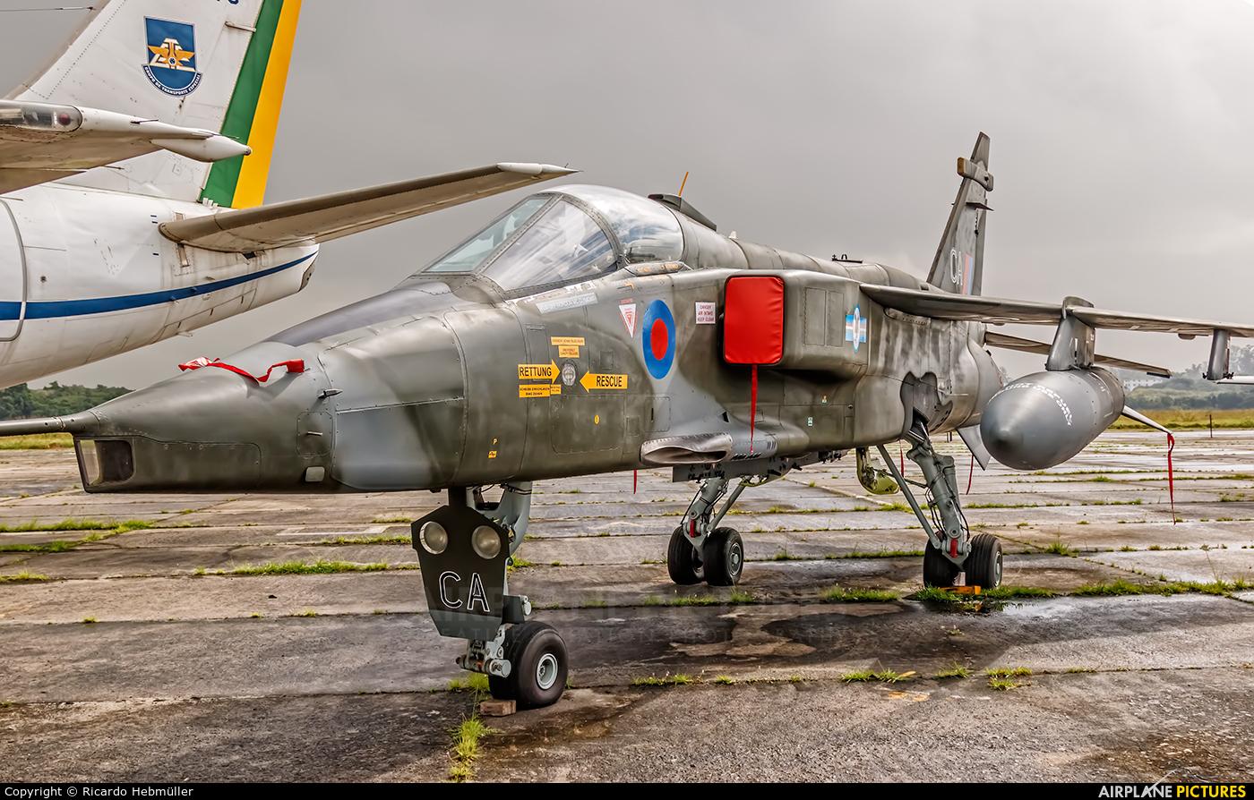 XX757 aircraft at Campo Délio Jardim de Matos - Afonsos AFB