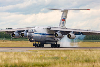 RA-76686 - Russia - Air Force Ilyushin Il-76 (all models)