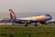 VQ-BEH - Aeroflot Airbus A320 aircraft