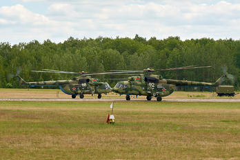 92 - Belarus - Air Force Mil Mi-8MTV-5