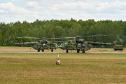 92 - Belarus - Air Force Mil Mi-8MTV-5 aircraft