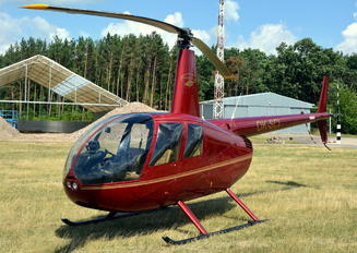 OK-SCI - Private Robinson R44 Clipper