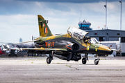 Special paint scheme on Canadian Air Force CT-155 title=
