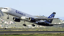 EC-FTR - Cygnus Air Boeing 757-200F aircraft