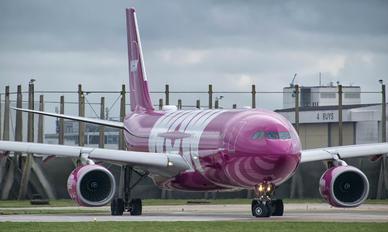 TF-LUV - WOW Air Airbus A330-300