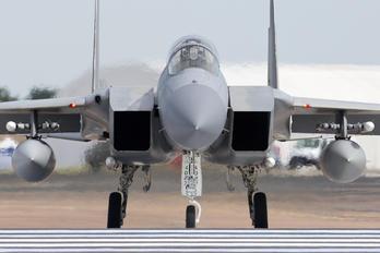 84-0027 - USA - Air Force McDonnell Douglas F-15C Eagle