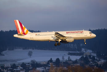 D-AIQP - Germanwings Airbus A320