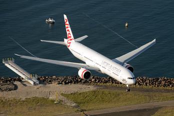 VH-VPF - Virgin Australia Boeing 777-300ER