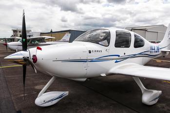 VH-KJN - Private Cirrus SR22