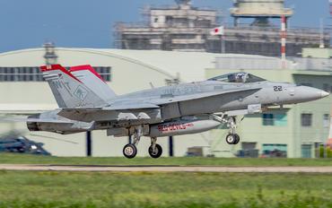 - - USA - Marine Corps McDonnell Douglas F-18C Hornet