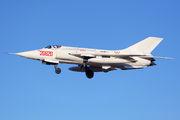 20620 - China - Air Force NanChang Q-5 II aircraft