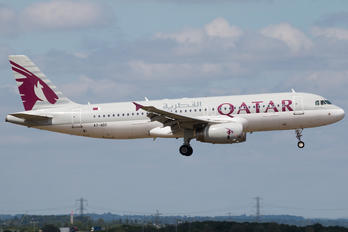 A7-ADC - Qatar Airways Airbus A320