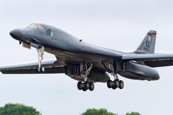 85-0060 - USA - Air Force Rockwell B-1B Lancer